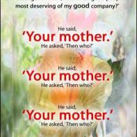 your mother [passtheknowledge.wordpress.] IMAGE