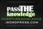 logosecundpasstheknowledgefacebookbannerdesign