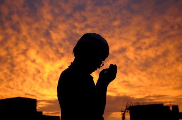 Muslim-praying