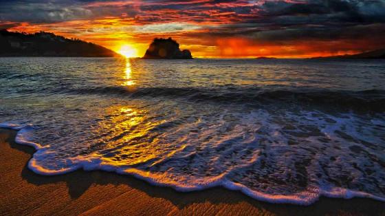 beach-waves