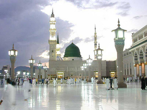 The-Prophets-Mosque-Medina