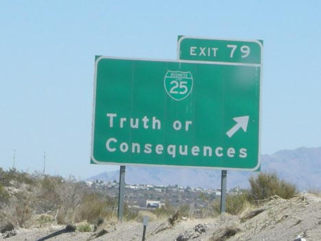 truth-or-consequence