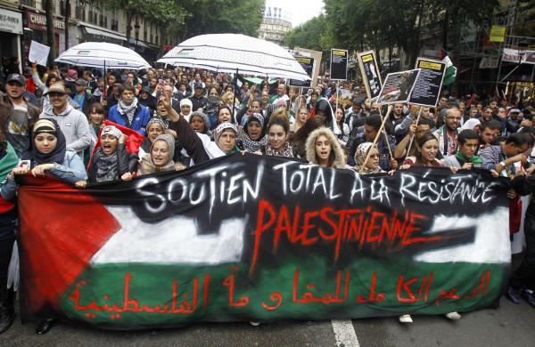 France-Palestine-ban
