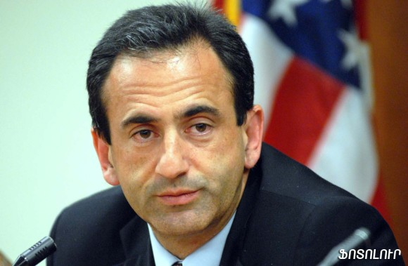 US Assistant Secretary for European and Eurasian Affairs Philip Gordon