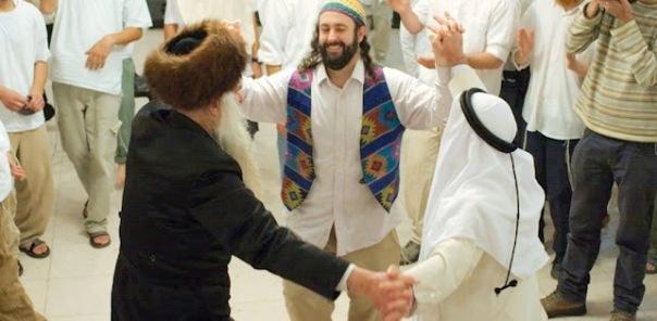 Muslim-Christian-Jew