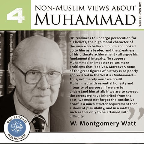 Quotes-W.Montgomery-Watt-Prophet-Muhammad