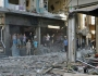 Double explosions shake Homs children among the dead