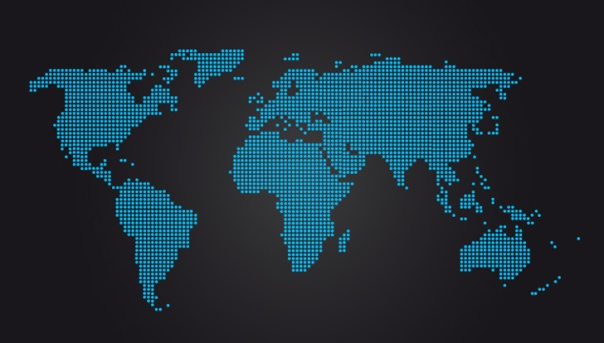 world-dots-map