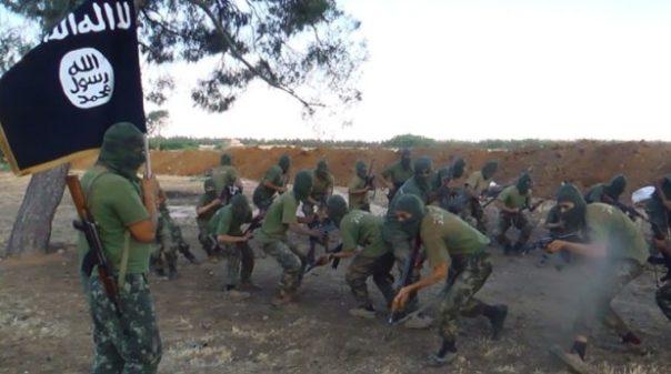 ISIS-training