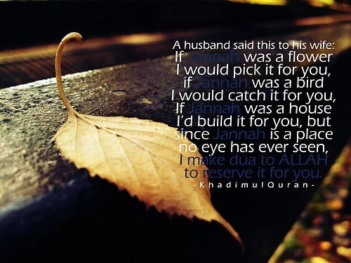 Love, Relationship: 70 Islamic Marriage Quotes