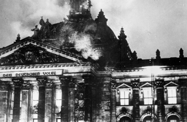 The-Reichstag-Fire